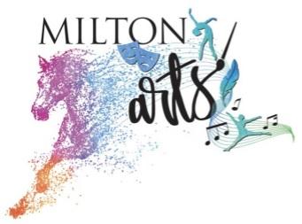 Milton Cultural Arts, Inc. Logo