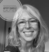 Head shot artist Isabelle Gautier